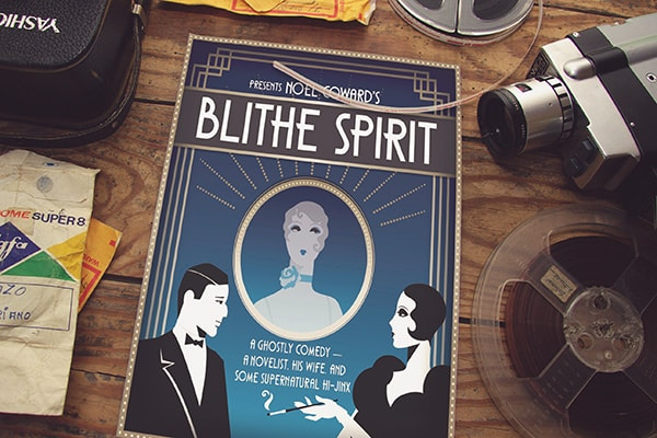 """Blithe Spirit"" will come to UK cinemas in May 2020"