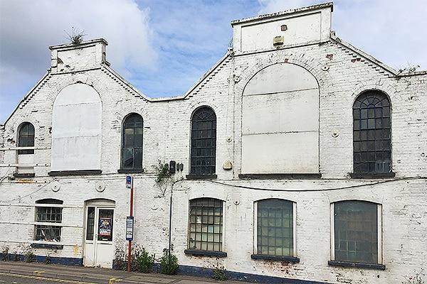 The original Arthur Bray headquarters