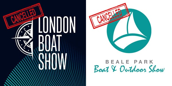 Boat show cancellations