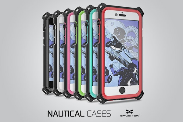 Ghostek Nautical waterproof case