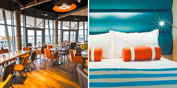 RNLI restaurant & accommodation