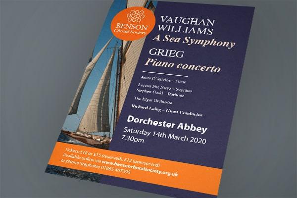 Sea Symphony concert