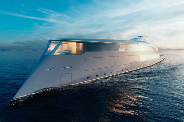 """This hydrogen concept named """"Aqua"""" by Dutch design firm: Sinot, is currently under development."""