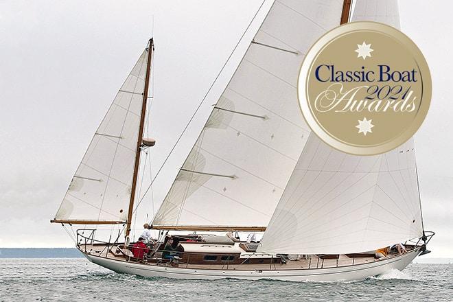 Classic Boat Magazine - Classic Boat Award 2021
