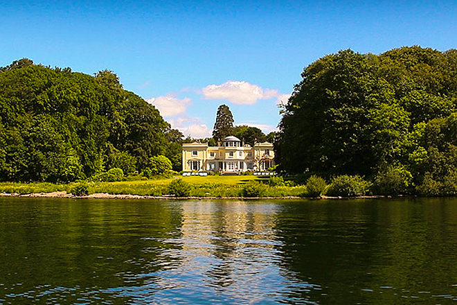 The Storrs Hall Hotel at Lake Windermere, Cumbria - A luxury Lake District hotel and venue.