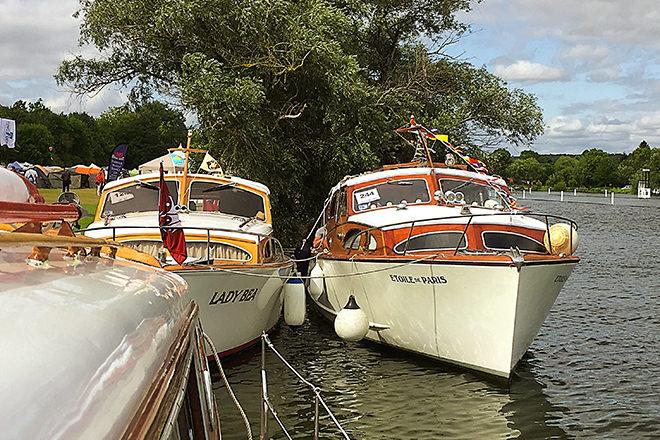 2019 Thames Traditional Boat Festival