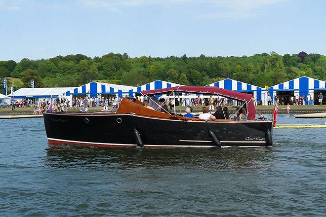 'Casino Royale' at the Henley Royal Regatta