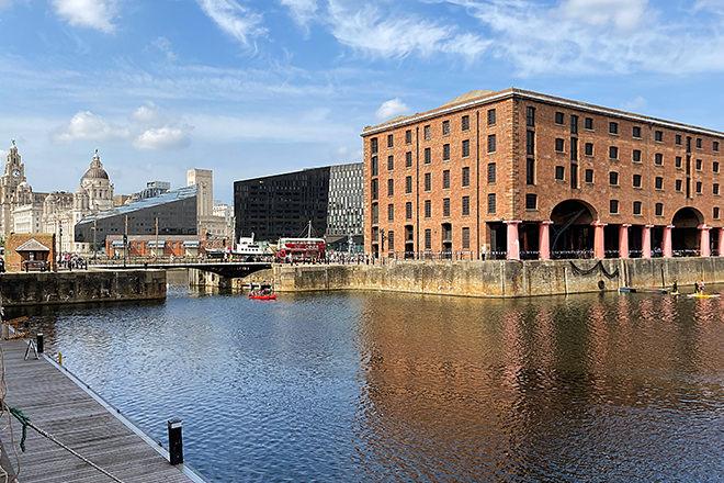 The Albert Dock - Liverpool