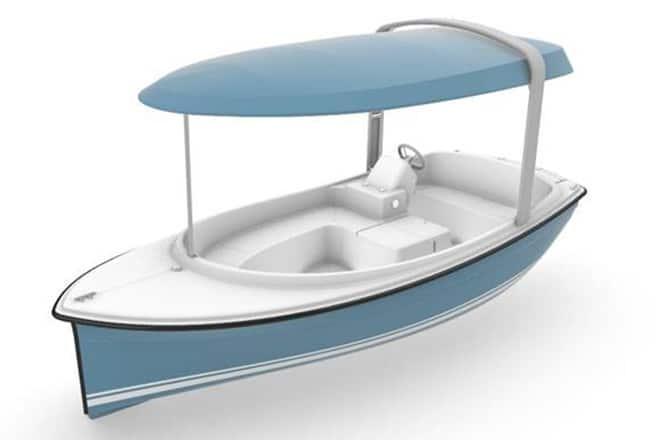 Ruban Bleu's new Scoop Mark II