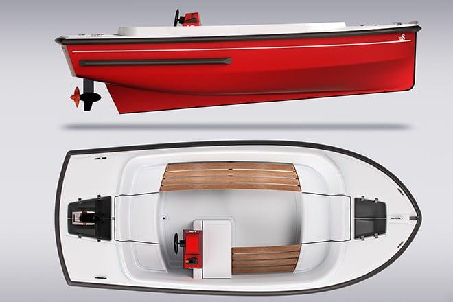 Saviboat's new Elite model